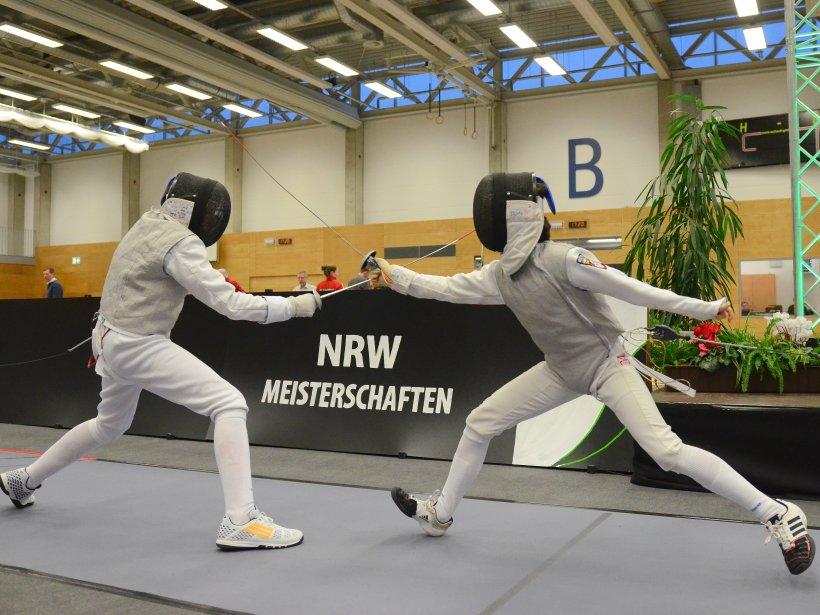NRW Meisterschaft, Fechten, Fechtclub Moers