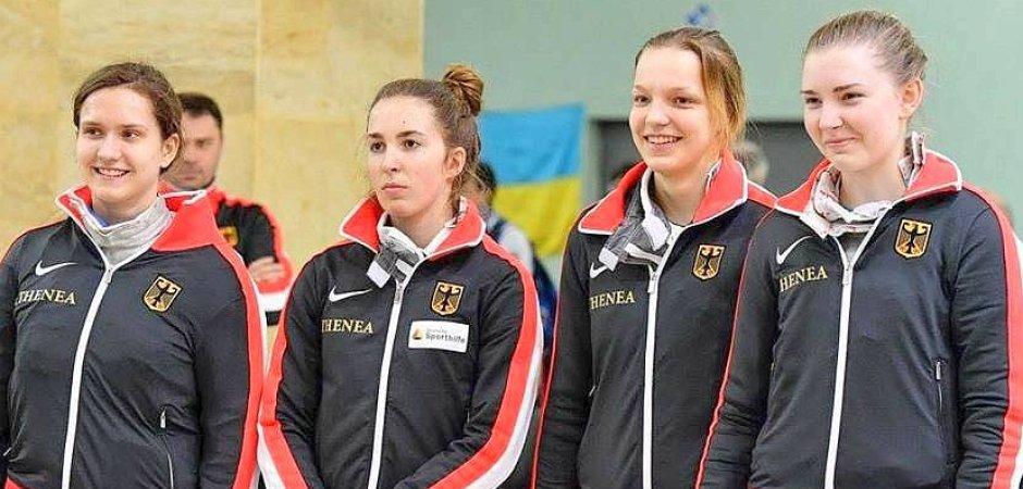 FC Moers, Johanna Feron